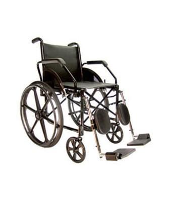 Aluguel de cadeira de rodas de alumínio