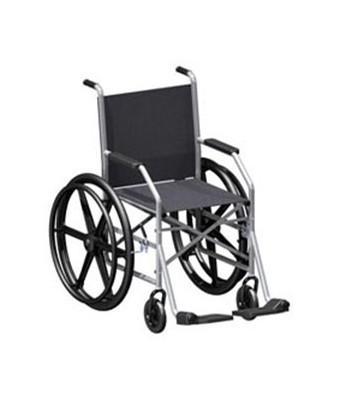 Aluguel de cadeira de rodas de aço