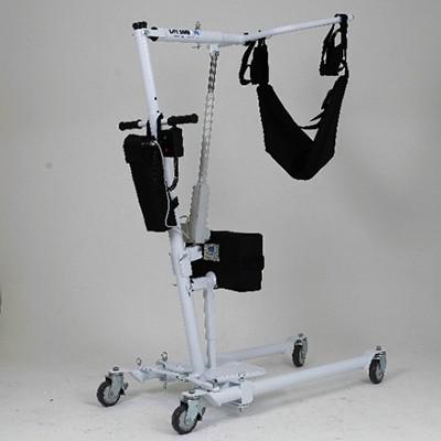 Locação guincho lift hospitalar motorizado