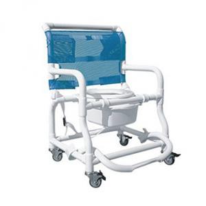 Cadeira Higiênica em PVC Carci Life 300-CLO