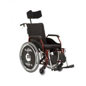 Cadeira de Rodas de Alumínio